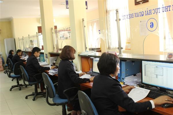 Phản hồi tích cực về dịch vụ công trực tuyến trong lĩnh vực hải quan