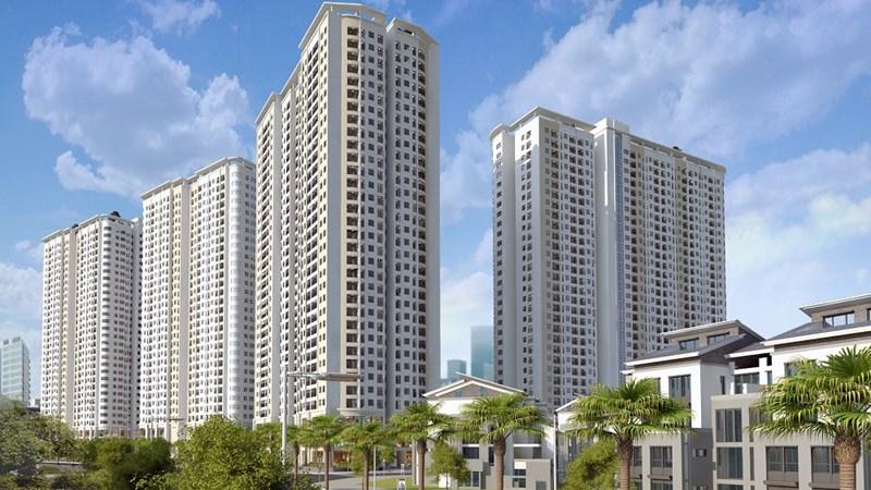 Lộ diện dự án hút khách nhất thị trường bất động sản Hà Nội
