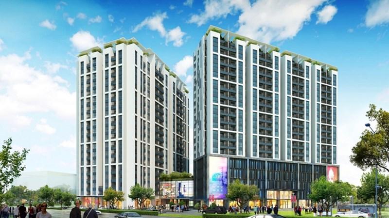 Chính thức mở bán khu căn hộ cao cấp đối diện Aeon Mall
