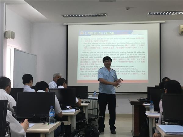 Bình Dương tập huấn thủ tục hải quan cho lãnh đạo Doanh nghiệp Nhật Bản