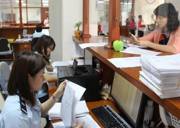 Không chuyển trả lại tiền vào tài khoản của người nộp thuế