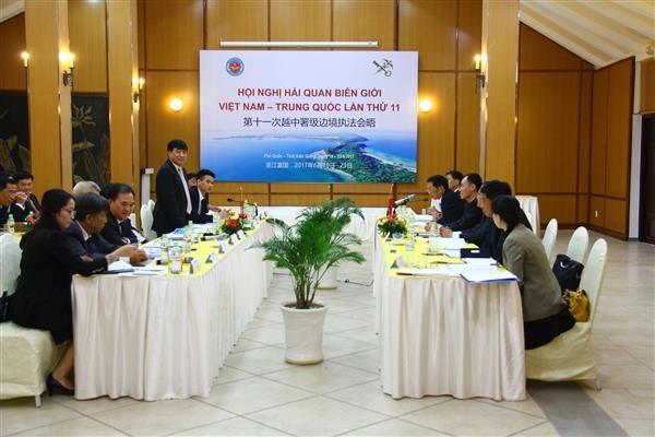 Hải quan Việt Nam - Trung Quốc tăng cường hợp tác chống buôn lậu