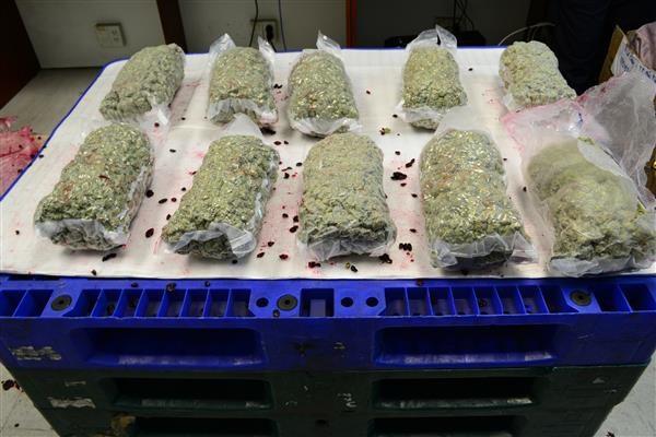 Lật tẩy thủ đoạn cất giấu ma túy trong hộp đựng thực phẩm