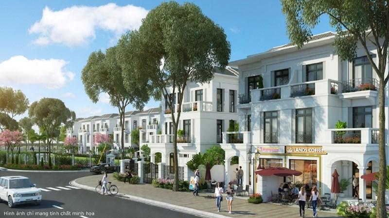 Cơ hội kinh doanh hấp dẫn tại Biệt thự nhà phố Tulip, Vinhomes Riverside – The Harmony