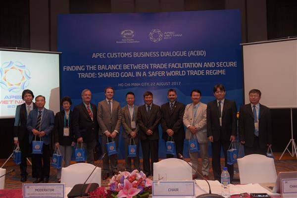 Đối thoại Hải quan-doanh nghiệp trong khuôn khổ SOM3-APEC 2017
