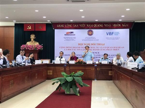 Hải quan TP. Hồ Chí Minh đối thoại, gỡ vướng cho doanh nghiệp châu Âu