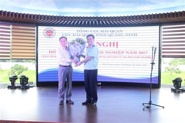 Hải quan Quảng Ninh lắng nghe vướng mắc từ doanh nghiệp