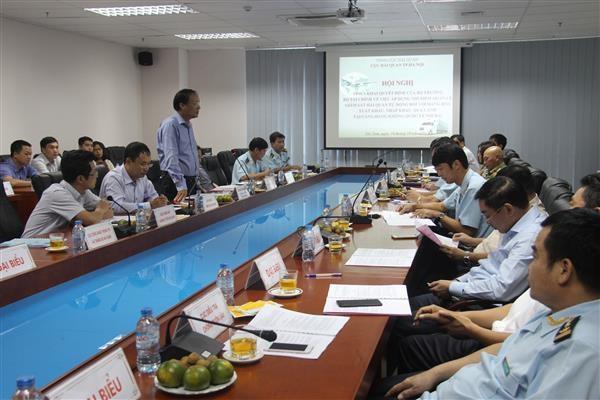 Bắt đầu thí điểm giám sát tự động hàng hóa tại sân bay Nội Bài