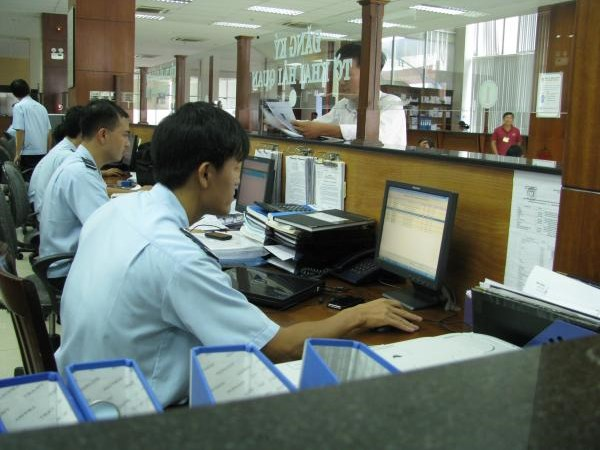 Hải quan gỡ vướng cho Hiệp hội Da giày-Túi xách về hàng gia công
