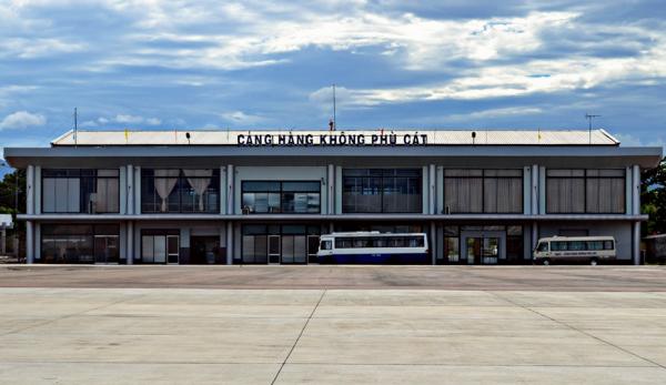 Hải quan ủng hộ việc mở đường bay quốc tế tại cảng hàng không Phù Cát