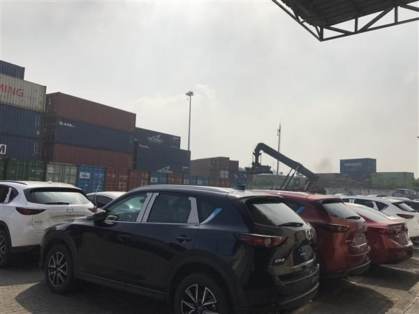 """Hải quan TP. Hồ Chí Minh: """"Ngóng"""" số thu từ lô xe BMW"""