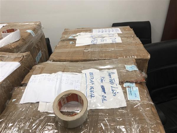 Tổng cục Hải quan tổ chức tiêu hủy hơn 13.000 điếu xi gà