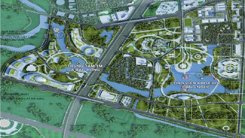 Đông bắc Hà Nội xuất hiện căn hộ giá siêu hợp lý từ 350 triệu đồng/căn