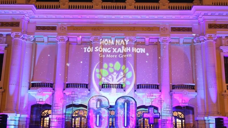 Lễ Tắt đèn hưởng ứng Giờ Trái đất năm 2018 tại Việt Nam