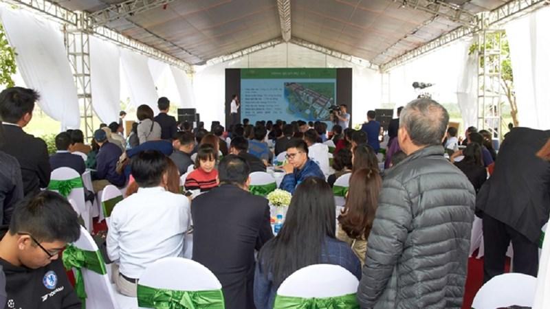 Dự án The Diamond Park Mê Linh: Có thêm nhiều chủ sau ngày mở bán!