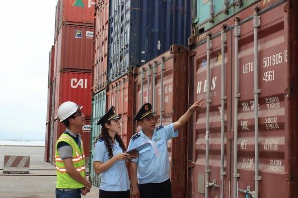 Tạo thuận lợi cho doanh nghiệp thông qua giám sát hàng hóa tự động tại cảng Cái Lân