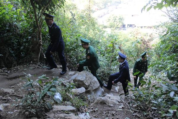 Hải quan Lạng Sơn: Nộp ngân sách gần 2,5 tỷ đồng từ chống buôn lậu