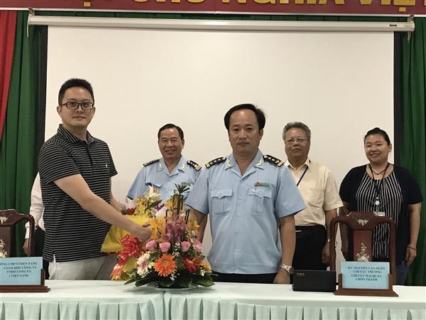 Hải quan Bình Phước giải đáp vướng mắc cho doanh nghiệp ngoài cửa khẩu