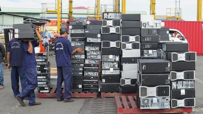 Xử lý nghiêm các đối tượng lợi dụng tạm nhập tái xuất để buôn lậu