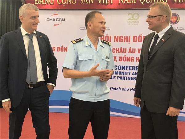 Hải quan TP. Hồ Chí Minh đối thoại với doanh nghiệp châu Âu