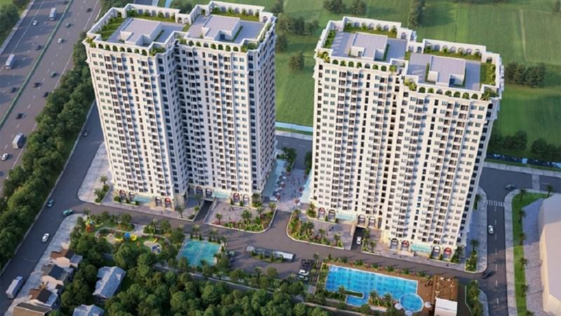Căn hộ đáng sống Ruby City CT3 Long Biên chỉ từ 920 triệu đồng