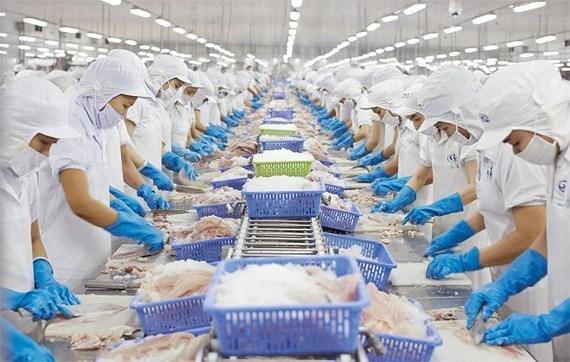 Thủy sản Việt Nam đặt mục tiêu xuất khẩu đạt 10 tỷ USD trong năm 2019