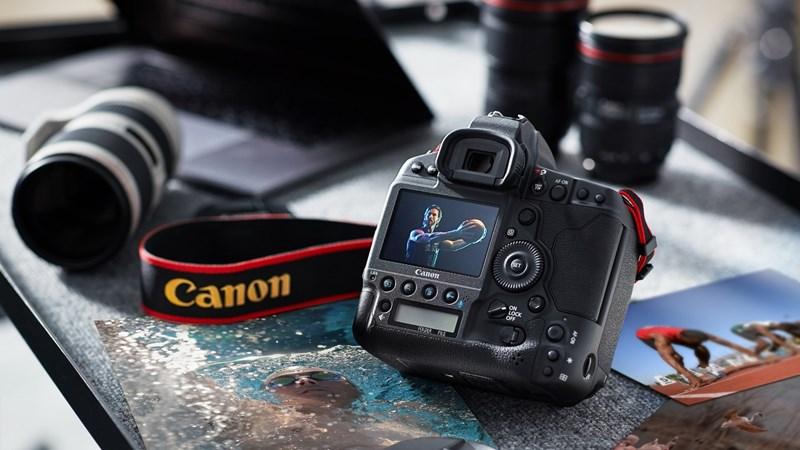 Ra mắt máy ảnh full-frame đầu tiên của Canon - EOS-1D X Mark III