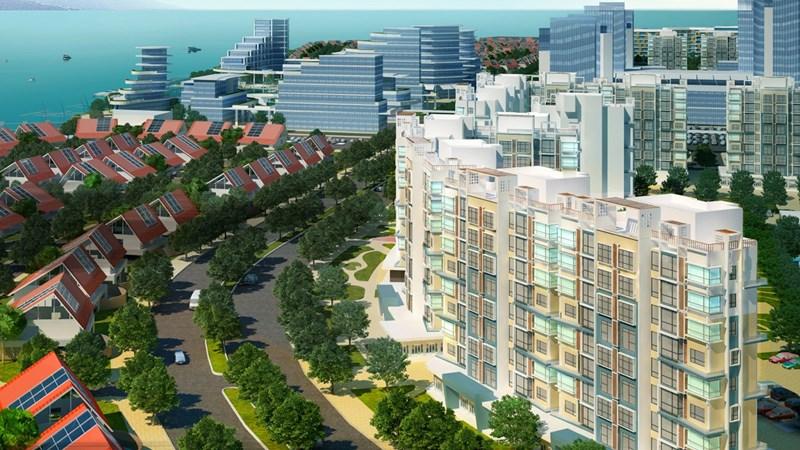 Thị trường bất động sản TP. Hồ Chí Minh đón nhận thêm 8.112 căn hộ