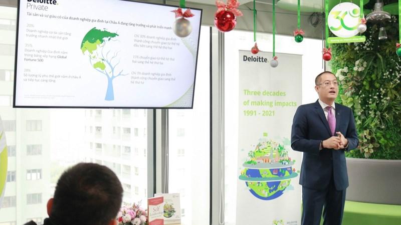 Deloitte Việt Nam chính thức ra mắt Deloitte Private