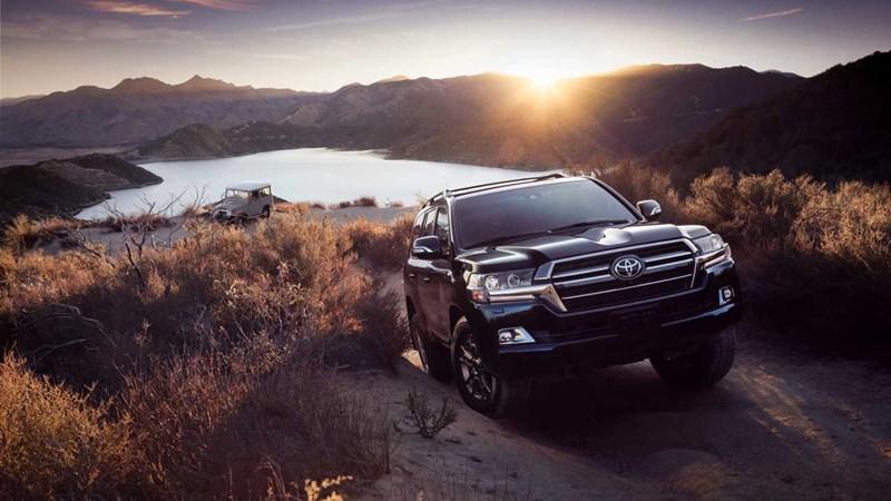 Toyota Land Cruiser sắp ra mắt thế hệ mới?