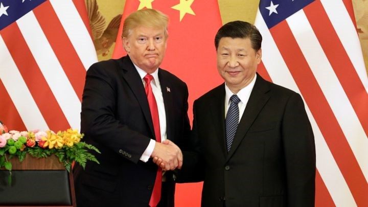 Mỹ bất ngờ hủy cuộc họp đàm phán thương mại với Trung Quốc