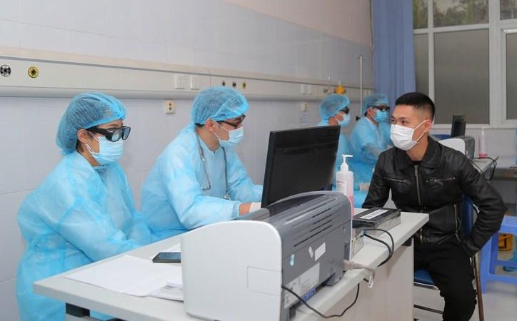 Thanh toán chi phí khám, chữa bệnh viêm đường hô hấp cấp do nCoV