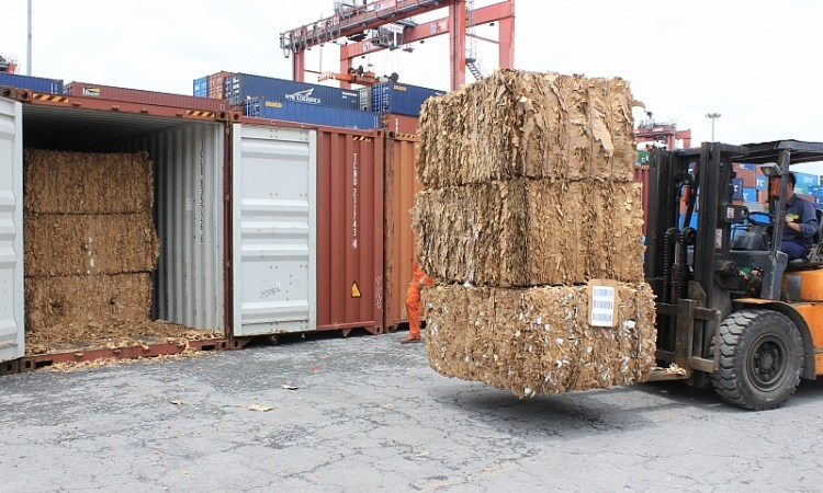Sẽ có Quyết định của Thủ tướng về quy chế phối hợp kiểm soát phế liệu nhập khẩu