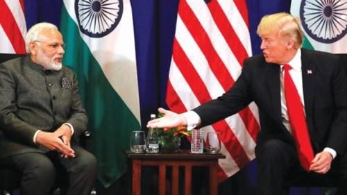 Nguy cơ một cuộc chiến tranh thương mại mới giữa Mỹ và Ấn Độ