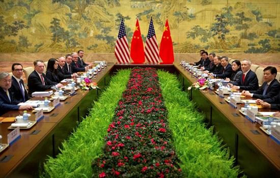 Mỹ - Trung sắp đạt thỏa thuận nhằm chấm dứt chiến tranh thương mại