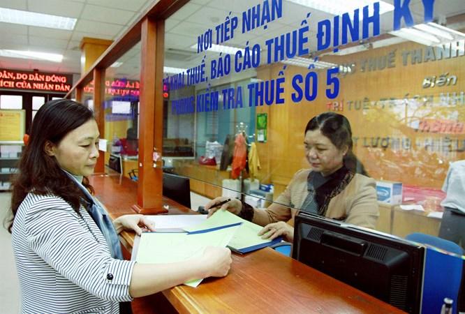Ngành Thuế Hà Nội đồng hành, hỗ trợ người nộp thuế