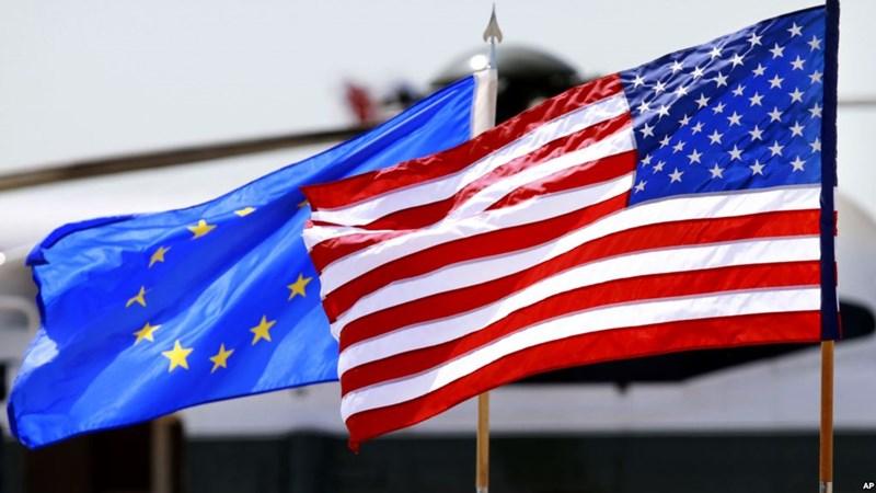 EU muốn hòa với Mỹ để cùng tạo áp lực lên Trung Quốc