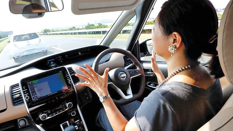 Xe tự lái sẽ sớm ra mắt ở Việt Nam?