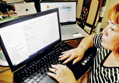 Quyết toán thuế qua mạng xã hội