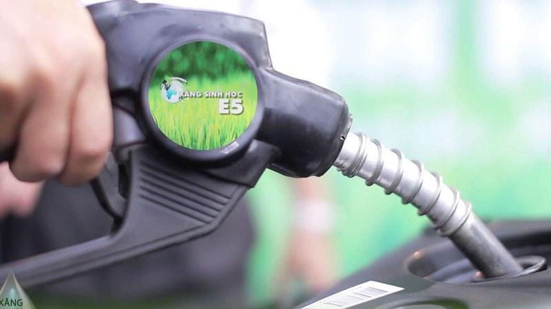 Điểm mới về khấu trừ thuế tiêu thụ đặc biệt với xăng sinh học