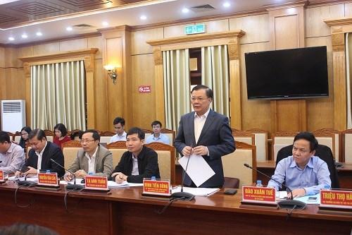 Bắc Giang cần cơ cấu lại thu ngân sách theo hướng bền vững