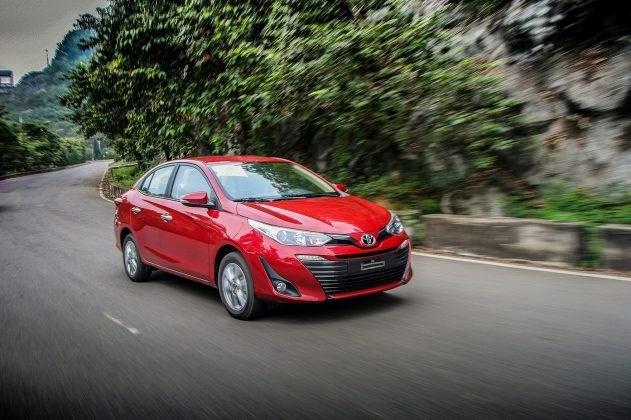 """5 mẫu xe bán chạy nhất tháng 2/2019: Toyota Vios mất """"ngôi vương"""""""