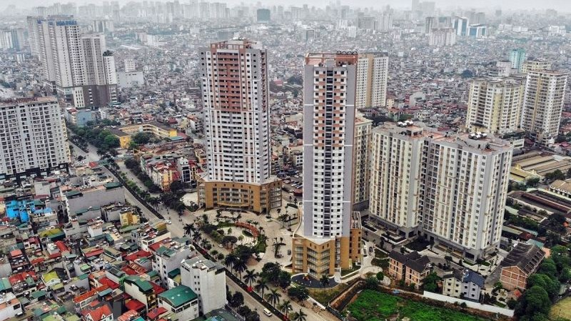 Nguy cơ bong bóng bất động sản 2021 có đến từ việc giá nhà tăng?