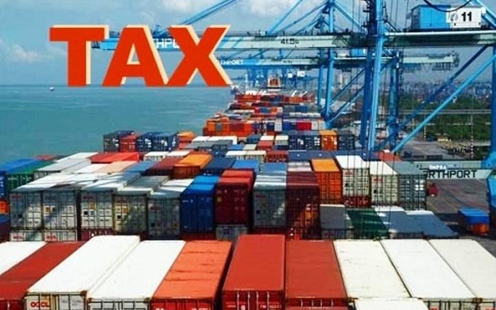 Thêm nhiều trường hợp không thu thuế xuất, nhập khẩu