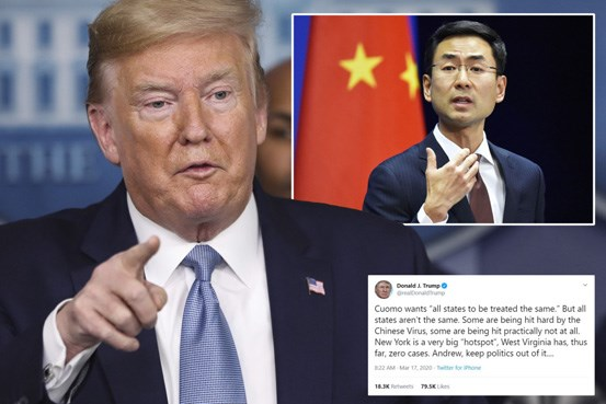 Quan hệ Mỹ - Trung chưa yên