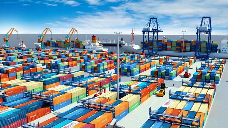Xuất nhập khẩu hàng hóa của Việt Nam cán mốc 100 tỷ USD