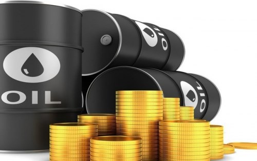 Giá dầu thế giới đang lên cao