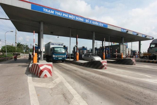 Sắp có hệ thống giám sát, chống gian lận thu phí đường bộ