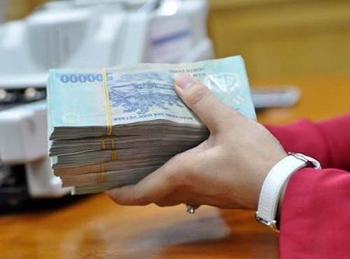 Ngân hàng không chia cổ tức bằng tiền mặt