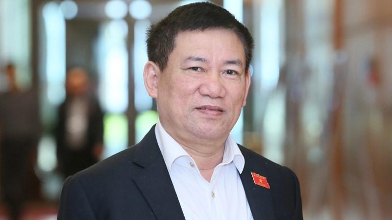 Trình Quốc hội xem xét phê chuẩn ông Hồ Đức Phớc giữ chức Bộ trưởng Bộ Tài chính